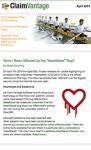 Claim Vantage newsletter