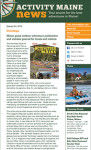 Activity maine newsletter