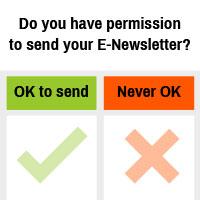 Permission to send