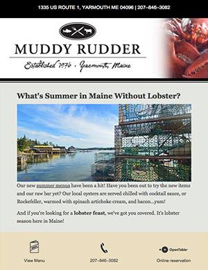 Muddy Rudder thumbnail