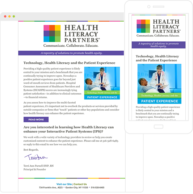 Health Literacy Partners