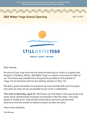 Still Water Yoga